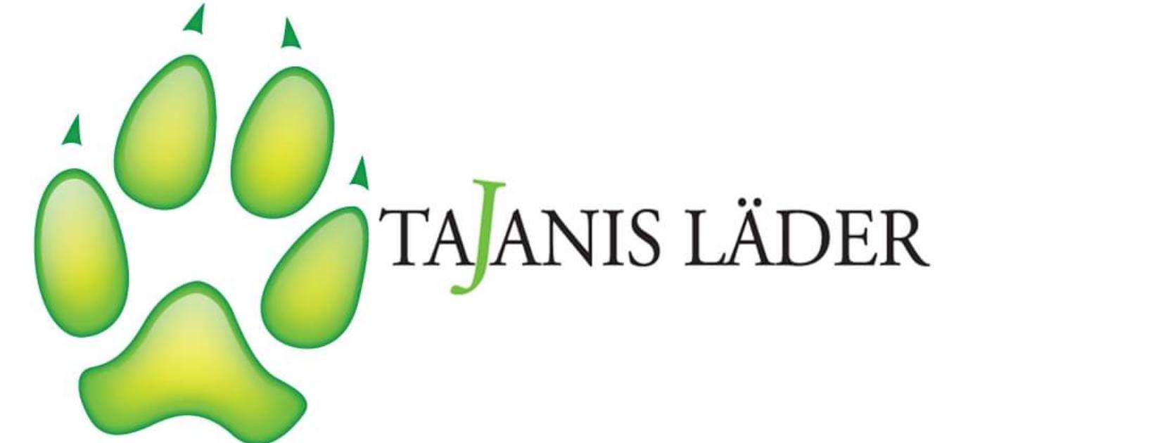 Logga Tajanis Läder